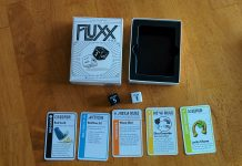 Not Much To Fluxx Dice Expansion